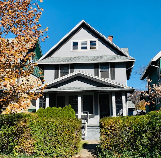 Buffalo Homes for Sale 115 Montrose exterior