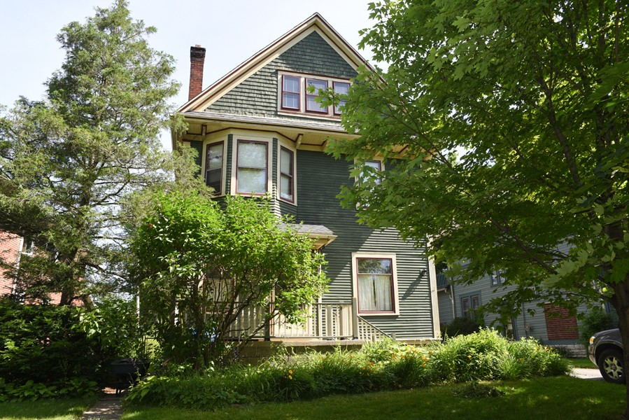 Buffalo Homes for Sale 203Huntington-exterior