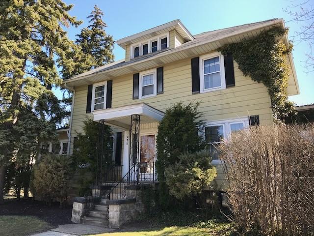 Buffalo Homes for Sale 275 Highgate exterior