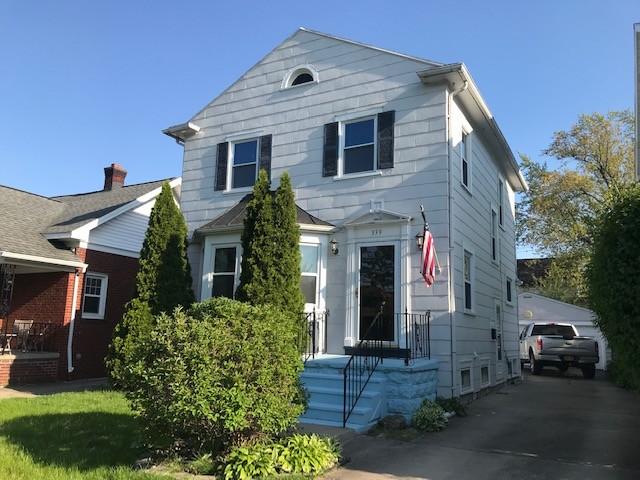Buffalo Homes for Sale 339 Wardman exterior