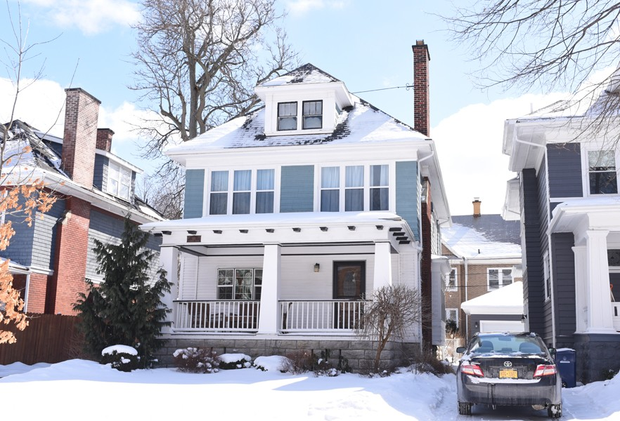 Buffalo Homes for Sale 111Woodward-exterior