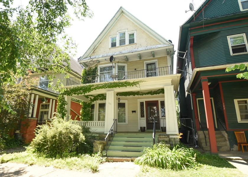 Buffalo Homes for Sale 100Richmond-exterior