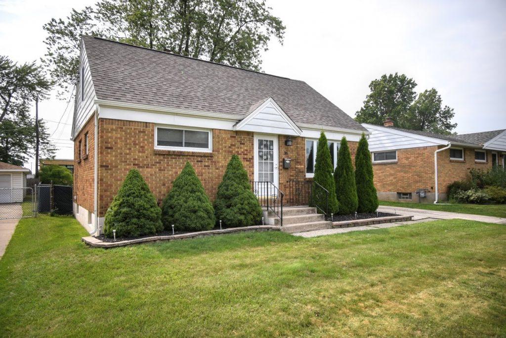 Buffalo Homes for Sale 36 Colden exterior