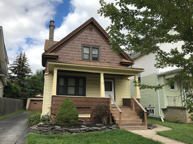 Buffalo Homes for Sale 92 Parkwood exterior