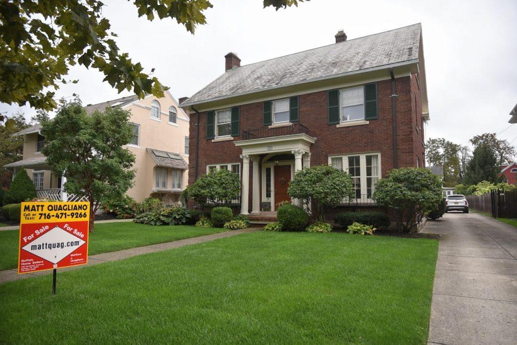 Buffalo Homes for Sale 29 Beard exterior
